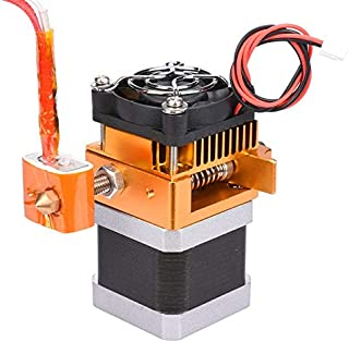 Lei Zhang 3d Printer Nozzle Accessory Kit Direct Extruder MK8 Short Distance Latest Update for MK8 Extruder Kit