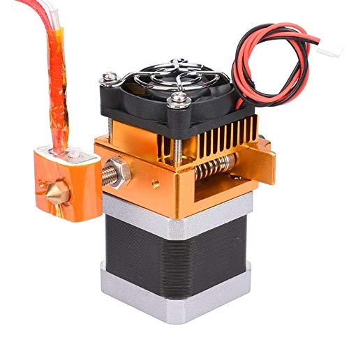 CHANGFUSHEN Impresora 3D Boquilla Kit de Accesorios Directo Extrusora MK8 Corta Distancia última actualización for MK8 Extrusora Kit
