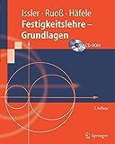 Festigkeitslehre - Grundlagen (Springer-Lehrbuch) (German Edition) - Lothar Issler
