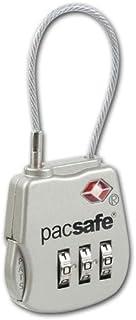 PacSafe(パックセーフ) 鍵 プロセーフ800 シルバー