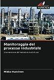 monitoraggio del processo industriale: una revisione del metodo e studi di casi