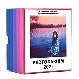 PHOTODARIUM 2021: Every Day a new Instant Photo (Poladarium / Photodarium)