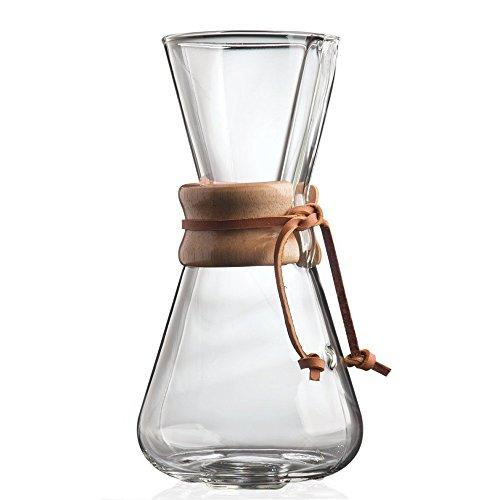 ケメックス CHEMEX コーヒーメーカー 3カップ CM-1