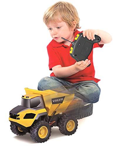 RC Auto kaufen LKW Bild 5: Maisto 582056 Fahrzeug mit Fernbedienung, gelb*