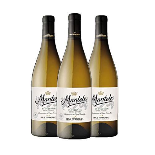 Sauvignon blanc Mantele Weißwein Italien Südtirol DOC 2018 trocken (3x 0.75 l)