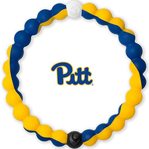 Lokai Pittsburgh University Game Day Silicone Collegiate Bracelet,...