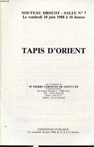 TAPIS D ORIENT