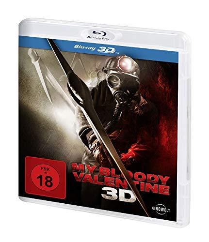 My bloody Valentine 3D [3D Blu-ray]