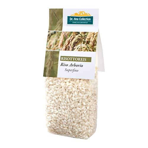 Dr. Ana Collection - Risotto Reis (Riso Arborio Superfino) 300g (5 Beutel) - auch erhältlich als 1 bis 7 Beutel