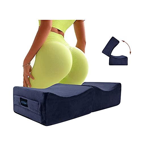 BBL Pillow Brazilian Butt Lift Pillow After Surgery Seat Cushion Butt Pillow for Sitting Driving Post Recovery Booty Pillows Chair Buttlift Buttocks Foam