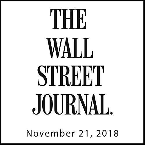 November 21, 2018 copertina