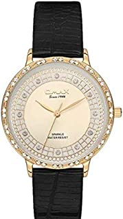 WATCH FOR WOMEN GOLD COLOUR