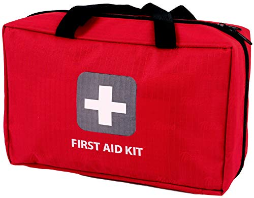 First Aid Kit – 291 Pieces of First Aid Supplies | Hospital Grade Medical Supplies for Emergency and Survival Situations… 3