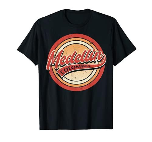 Hombre Medellín Colombia Camiseta
