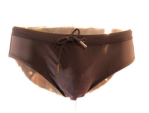 Trussardi zwembroek voor heren, donkerblauw, maat 54 extra large (XXL)