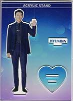 ヒョンビン グッズ(HyunBin)アクリルスタンド(中サイズ)A 韓国俳優 ap03