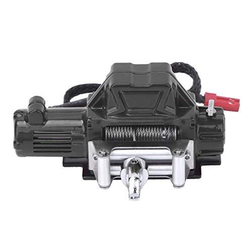 Duurzaam RC-accessoire Uitstekende afwerking Rc-auto-onderdeel een perfecte vervanging voor eerder beschadigd voor het verminderen van de last van op afstand bestuurbare autos(black)