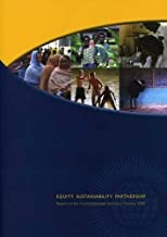 Equity, Sustainability and Partnership: Report of the Commonwealth Secretary-General 2009