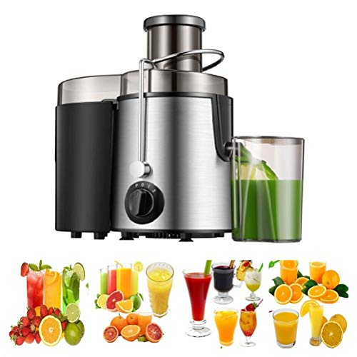 %9 OFF! Juicer Machines, 400W 120V Home Use Multi-function Electric Juicer, Masticating Juicer easy ...