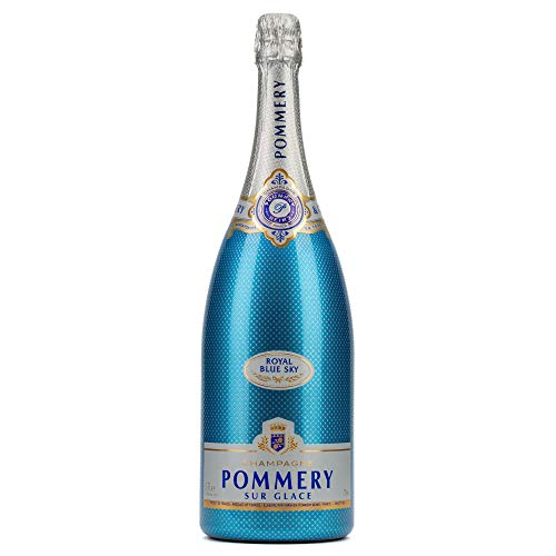 Pommery Royal Blue Sky Magnum Champagner (1 x 1.5l)