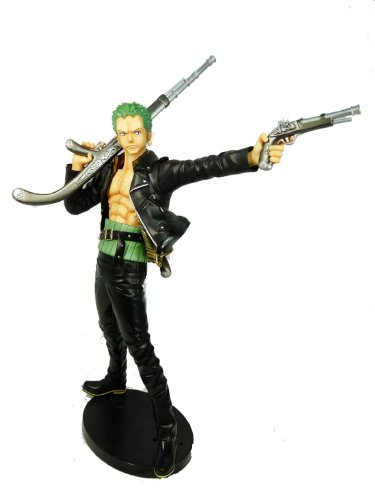 One Piece Roronoa Zoro Ver Three Musketeers Dpcf 1/7 PVC figurine