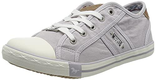 MUSTANG 1099-302-877, Sneaker para Mujer, Flieder, 40 EU