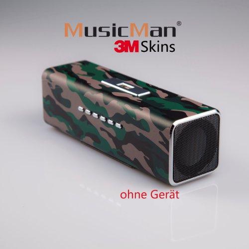 MusicMan MA Sticker, Skin, Aufkleber S-4MA Original MusicMan Zubehör…