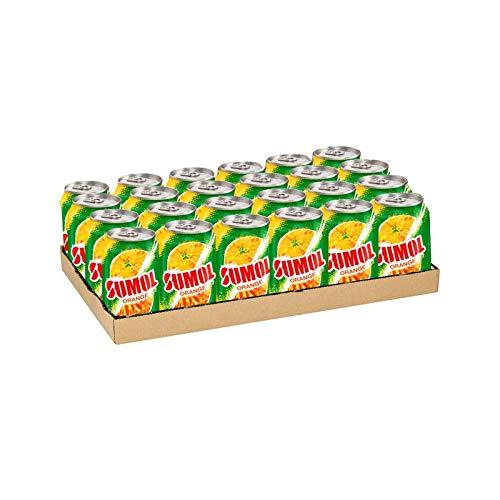 Sumol - Zumo de naranja con gas - pack 24 x 33cl
