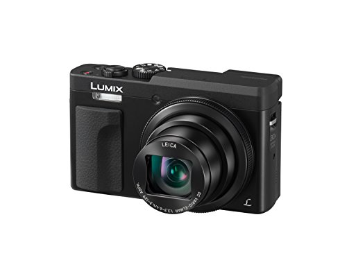 Panasonic LUMIX DC-TZ90EB-K 30x Travel Zoom Cámara - Negro