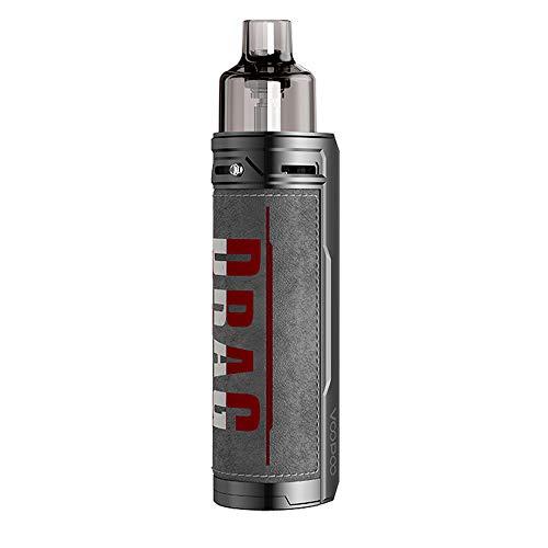 VooPoo Drag X 80W Pod System Kit Farbe Iron Knight