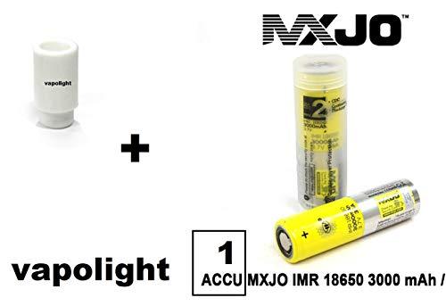 Drip Tip (Inclus 1 accu mxjo IMR-18650 3000 mAh 35A)