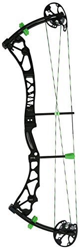 """Champion 36"""" Large Draw Cam Target Bow, Whiteout-Right Hand Dominant 70 pound draw"""