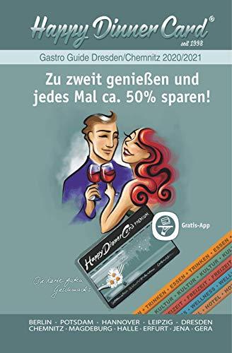 Happy Dinner Card Premium Dresden/Chemnitz - Auflage 2020/2021