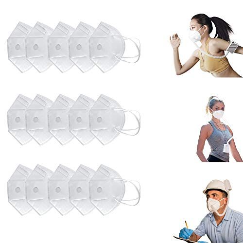 (15-Pack)Filter Suitable for BROAD AirPro Electrical Air Respirator ,Compatible with BROAD AirPro Filter(