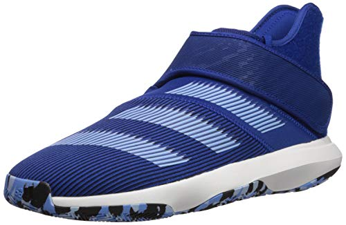 adidas Men's Harden B/E 3 Basketball Shoe, Collegiate Royal/Blue/Glow Blue, 10.5 M US