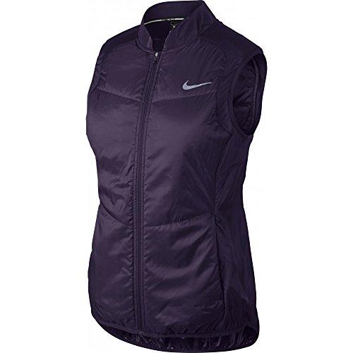 Nike Polyfill Vest - Gilet da Fitness da Donna, Colore Viola, Taglia XL