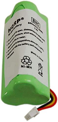 HQRP Batería para Motorola Symbol LS4278 LS-4278 LS4278-M, 82-67705-01 BTRY-LS42RAAOE-01 K35466 Lector/Escáner de código de Barras inalámbrico