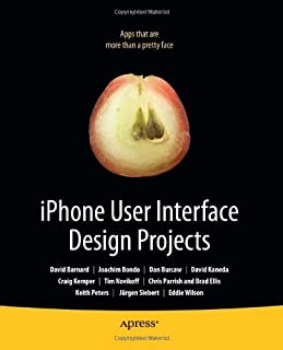 iPhone User Interface Design Projects by Joachim Bondo (2-Aug-2011) Paperback