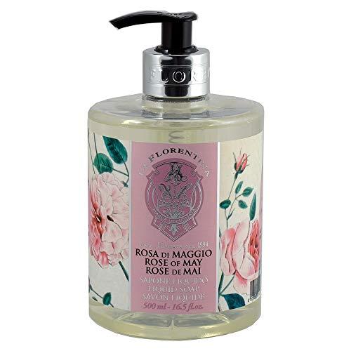 La Florentina vloeibare zeep Rosa Maggio - 500 ml