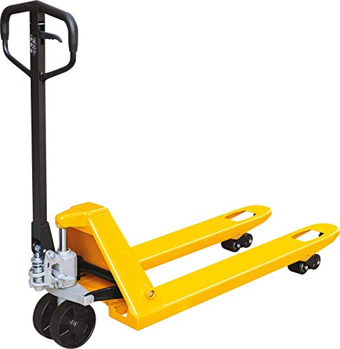 SOVAN'S【Standard】Manual Pallet Jack Hand Truck 5500lbs Capacity 48'Lx21'W Fork Size