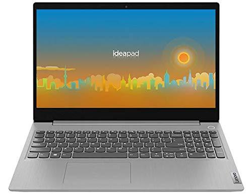 Portatile Lenovo IdeaPad 3 cpu i5 10th gen 4 Core 1,6 GHz, Notebook SSD con Display 17  HD 1600 x 900 Pixels, DDR4 8 GB, SSD 256GB M.2, Wi-fi, Bt, Win 10, A V, Grigio Platino (43,9 cm (17,3  ))