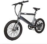 Leifeng Tower Alta velocidad 20 'bicicletas eléctricas,36V350W Boost Bicicletas Adulto Bicicleta 5 engranajes ayudar al aire libre Ciclismo Triángulo marco