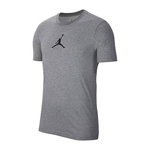 NIKE BQ6740-091 Camisa para Hombre, Carbon Heather/Negro, M