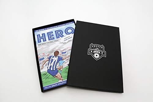 Fußball Comicbuch von Soccer Star für Fußballfans Aller Altersgruppen – Geburtstag, Weihnachten, Vatertagsgeschenk, Wigan Athletic
