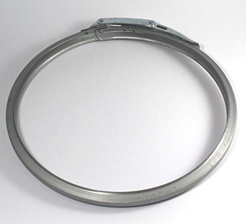 SCHÜTZ Spannring Ø44x0,70 cm - Spannring für 120/150 Liter PE Spannring-Deckelfässer