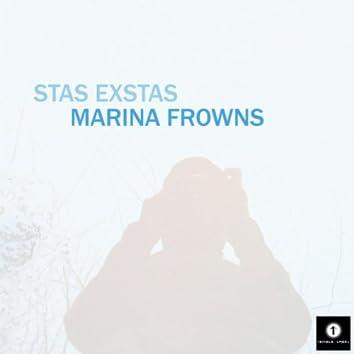 Marina Frowns