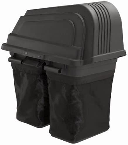 Soft-Sided 2 Bin Grass Bagger all Poulan Fits #960730024 Dallas Al sold out. Mall Item