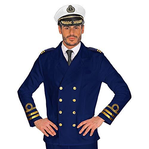 Widmann 08580 Admiral Kapitänsjacke, Herren, Blau, XXL