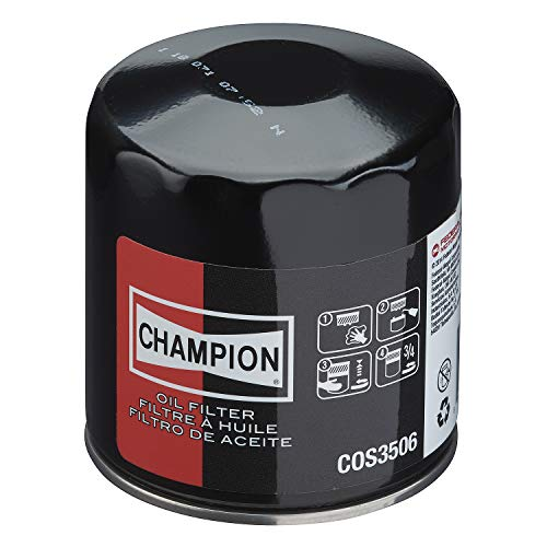 Champion COS3506 Spin-On Oil Filter, 1 Pack