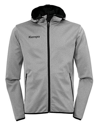 Kempa Herren Core 2.0 Liteshell Jacke, Dark grau Melange, XL